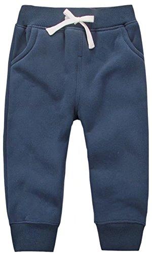Fleece Baby Sweatpants - 6