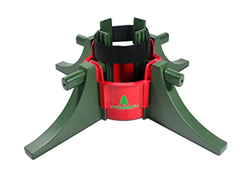 Evergreen Christmas Tree Stand For Real Live Trees - Up To 10 Feet by Evergreen