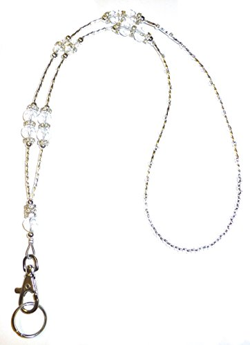Crystal Style Fashion Women's Beaded Lanyard 34