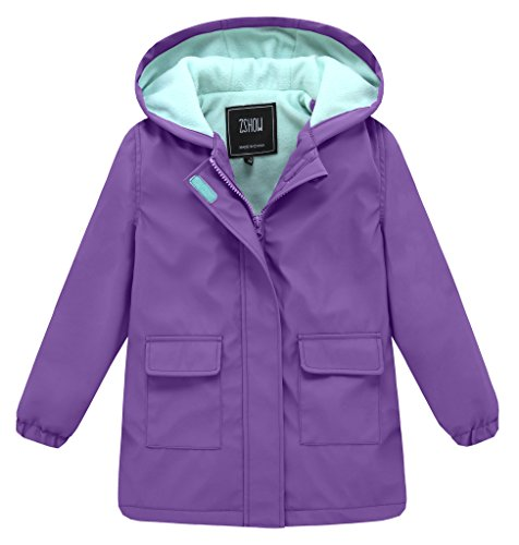 Boys Lightweight Hooded Jacket - 2