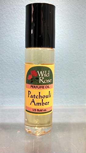Body Oil Roll (Ice Imports Wild Rose Body Oil (Ice Imports Patchouli Amber Body Oil))
