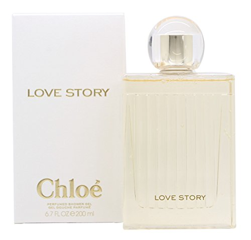 Price comparison product image Chloe Love Story Perfumed Shower Gel 200ml/6.7oz