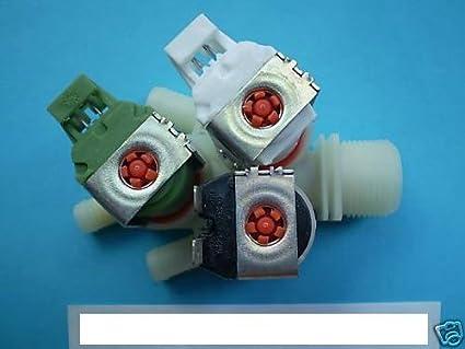 Zanussi waschmaschine trockner triple wasser ventil ersatzteile