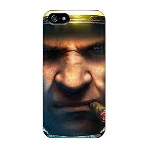 Excellent Design Starcraft Ii Phone Case For Iphone 5/5s Premium Tpu Case