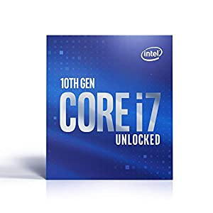 CPU INTEL i7 10700K SOCKET LGA 1200