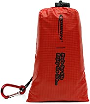 Tobway Outdoor Pocket Camping Picnic Blanket - Sand Proof Waterproof Lightweight Mat for The Beach, Travel, Hi