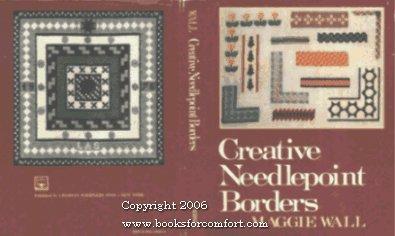 Creative needlepoint borders ()