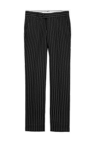 Pinstripe Slim Pant - 3
