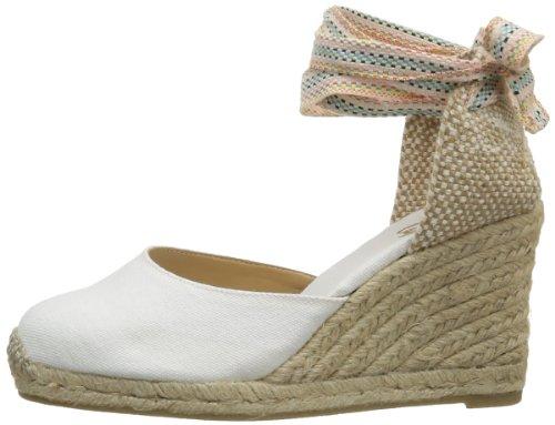 Castaner Women's Carina 8 Multi 543 Espadrille Flats White Blanc (99 Blanc)  4: Amazon.co.uk: Shoes & Bags