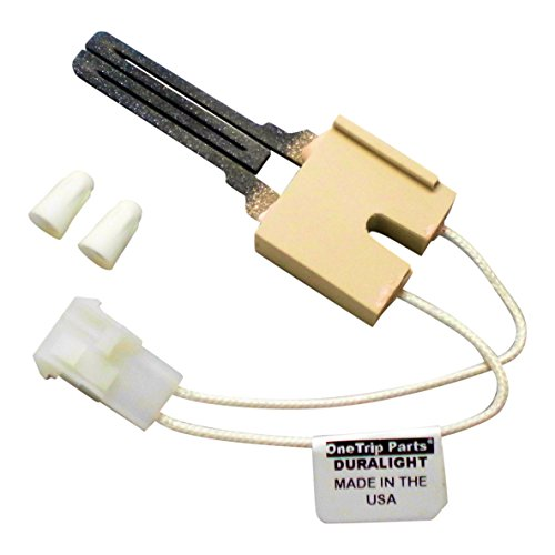 Duralight Furnace Hot Surface Ignitor Direct Replacement For York Coleman Evcon Luxaire 025-32625-000 (Replacement Hot Ignitor Surface)
