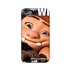 Iphone 6plus VKP2232PGrL Support Personal Customs Stylish The Croods Skin Shock Absorbent Hard Cell-phone Cases -CristinaKlengenberg