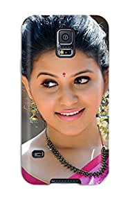 2015 4361314K42461629 durable Protection Case Cover For Galaxy S5(actress Anjali)
