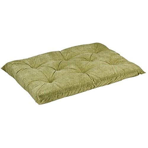 Bowsers Tufted Cushion, XX-Large, Green Apple ()