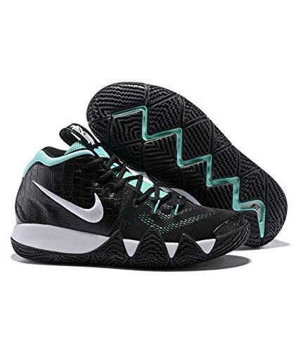 c038e34948b12e Kyrie Men s Irving 4 Top Twist Black Basketball Shoes (7 UK)  Buy ...