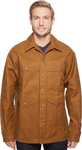 Cruiser Filson Tin (Filson  Men's Tin Cruiser - Extra Long Dark Tan Shirt)
