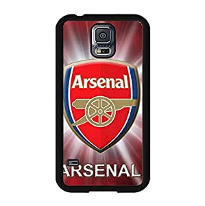 Arsenal Football Club Phone Case for Samsung Galaxy S5 I9600 Creative Official Arsenal FC Logo Durable Phone Cover Case