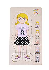 Body Amazing (Girl) by Discovery Toys