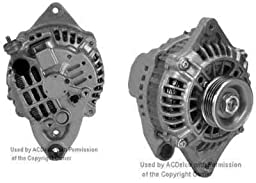 ACDelco 334-2015 Professional Alternator, Remanufactured
