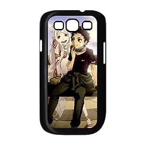 Deadman Wonderland Samsung Galaxy S3 9 Cell Phone Case Black PhoneAccessory LSX_684927