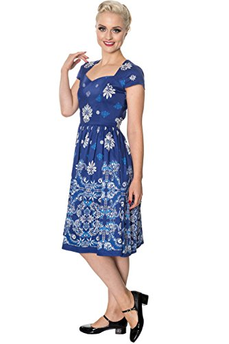5279 Follow Dress Kleid You by Blue Blue Banned Days Dancing 17q01