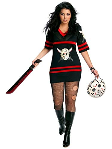 Miss Voorhees Costume - Plus Size - Dress Size 16-22]()