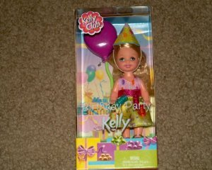 Barbie ( Barbie ) Kelly Birthday Party Kelly Club 2002, used for sale  Delivered anywhere in USA