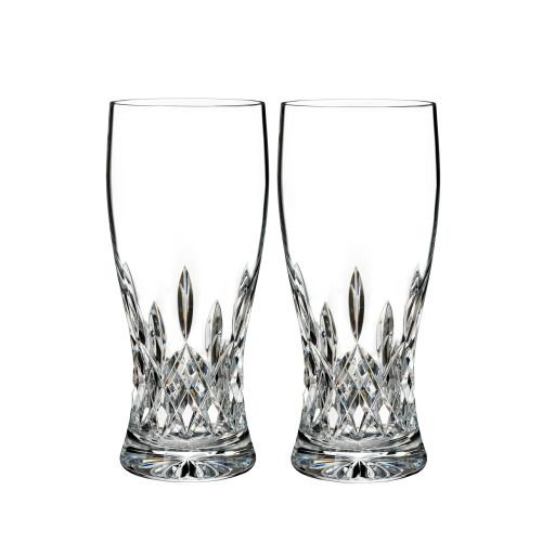 Waterford Crystal Lismore Pint Glass, Pair by Waterford (Image #1)