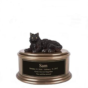 Amazon.com: Perfect Memorials - Figura decorativa grabada a ...