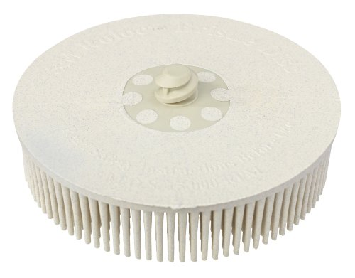 3M 07529 Roloc Bristle Disc, White by 3M