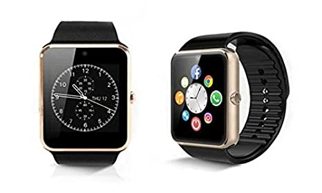 Smartwatch con SIM Compatible con Smartphones Android y iPhone SW ...