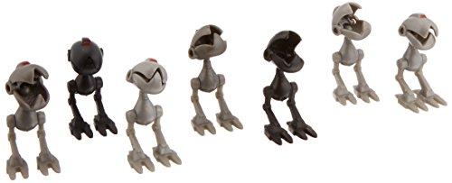 Teenage Mutant Ninja Turtles Mouser Action Figure, 7-Pack