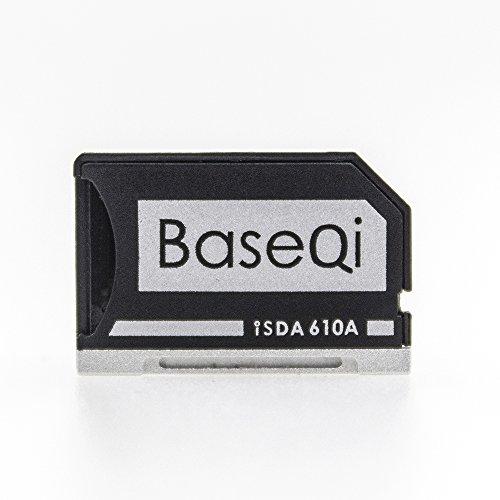 BASEQI aluminum microSD Adapter for Asus ZenBook Flip ux360CA by BaseQi
