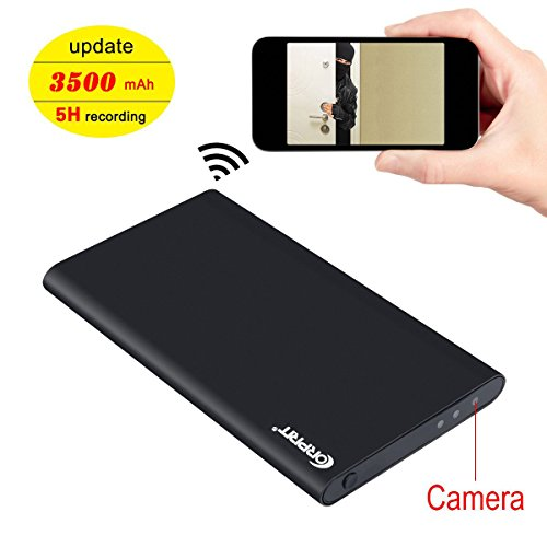 Corprit Wireless 3500mAh Portable Recorder product image