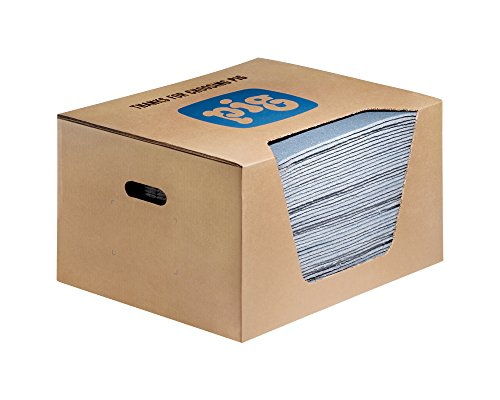(Ethylene Glycol Absorbent Mat Pad in Dispenser Box by New Pig – 50)