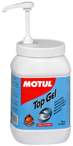 motul-993131-4pk-top-gel-clean-and-protect-workshop-soap-with-pump-3-liter-case-pack-of-4