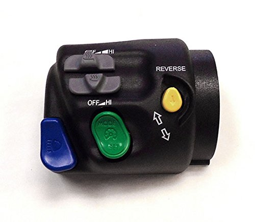 Polaris New OEM Handlebar Control Switch Dimmer/Start IQ, RMK, Switchback, Turbo (Dimmer Switch Oem)