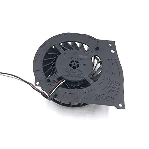 Internal CPU Cooling Fan Cooler for PS3 Super Slim 4000 4K CECH-4201B KSB0812HE Gamepad Console (Super Slim Ps3 Cooling Fan)