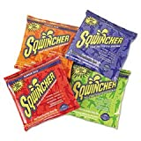 Powder Concentrate Electrolyte Drink Packet, Asst Flavors, 23.83oz, 32/carton By: Sqwincher