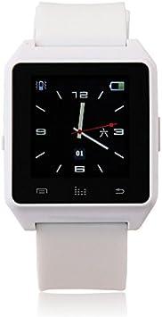 YATEK Reloj Bluetooth, Apto para Smartphones Android, función ...