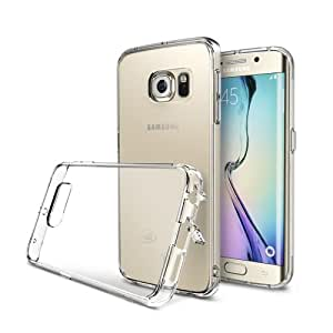 Transparent Cases TPU Para Samsung Galaxy S6 Edge