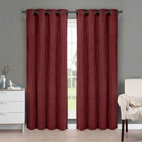 Brielle Premium Heavy Velvet Grommet Panel, 50