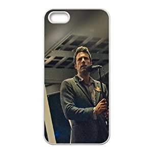 iPhone 5 5s Cell Phone Case White hd26 gone girl ben affleck film actor BNY_6784552