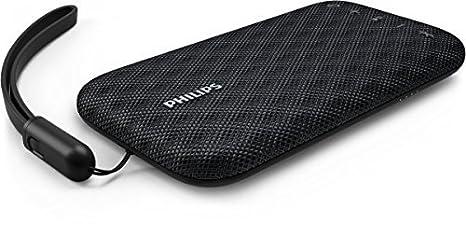 Philips EverPlay BT3900W Altoparlante Wireless Bluetooth Impermeabile, Portatile, Ricaricabile, con Microfono, Leggero, Bianco BT3900W/00