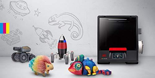 Amazon.com: da Vinci Color Mini Impresora 3D a todo color ...