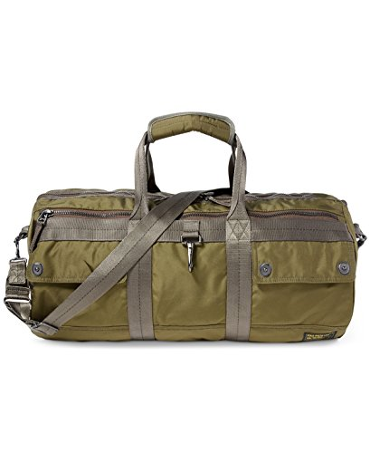 Men's Polo Ralph Lauren Nylon Duffel Bag - - Lauren Ralph Luggage Polo