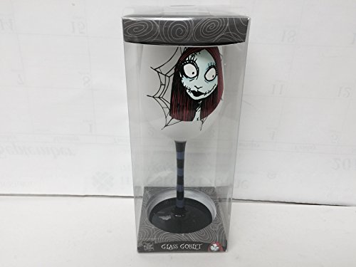 Nightmare Before Christmas Frosted Goblet product image