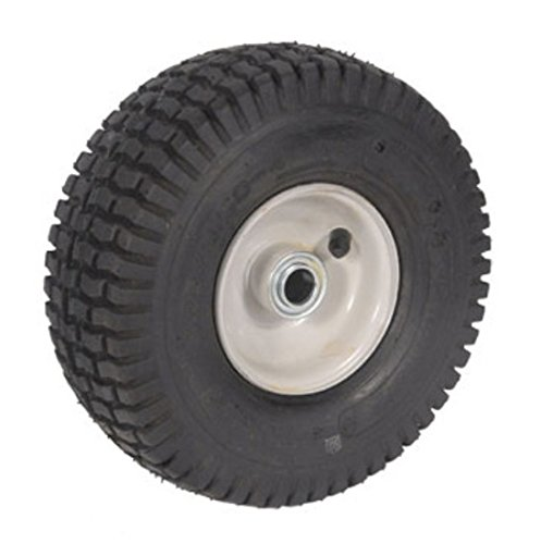 5-0618 Front Wheel Assembly For Snapper Mower 4.1 x 3.5 x 4 5-2267 5-2268 (Snapper Riding Mower)