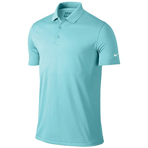 Nike Golf Victory Solid Polo (Copa/White)