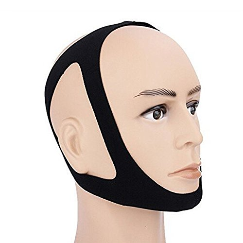 Highfive Anti Snoring Chin Strap – Snore Stopper Guard - Instant Snoring Relief - Best Sleep Aid Device - Stop Snoring Tonight!