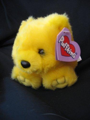 Puffkins Buttercup the Bear